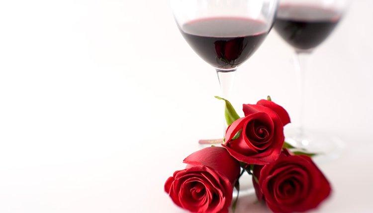 Dinner zum Valentinstag