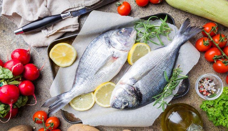 Fisch-Dinner